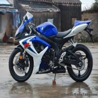 07年 SUZUKI 蓝白小骑士 GSX-R600 K7 600