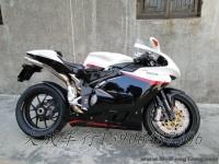 【二手欧洲跑车】2010年意大利阿古斯塔超级跑车MV Agusta F4 1078RR 312