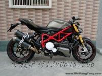 全新2012年杜卡迪街车暴力机器Ducati StreetFighter 1100S街霸