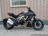【全新杜卡迪街车】2013年款限量全新意大利杜卡迪魔鬼Mercedes-AMG GmbH版
