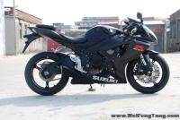 07年 SUZUKI 黑色小骑士 GSX-R600 K7 600 小R