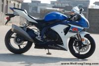 2011年 SUZUKI 公路蓝白暴者 GSX-R1000 K11 1000
