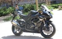 出售2009川崎ZX-6R 黑色原裝度高