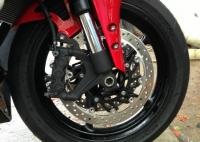 新到2011款雅馬哈YZF-R1 紅白色 ,原裝排氣