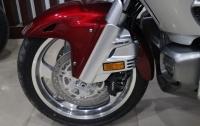 全新红色2012款本田金翼GL1800顶配带安全气囊ABS
