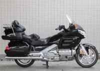 新到2006年本田金翼 GL-1800 黑色