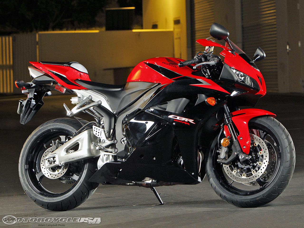 款本田CBR600RR摩托车图片1