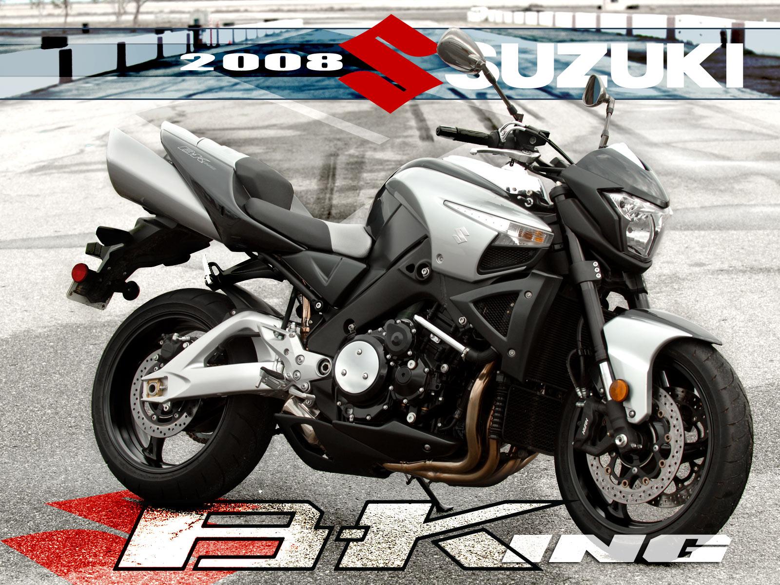 款铃木B-King摩托车图片1