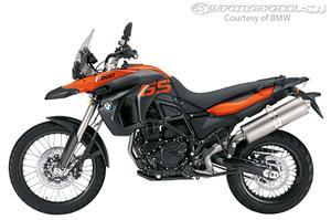 宝马F800GS摩托车