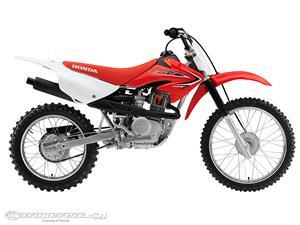 本田CRF100F摩托车
