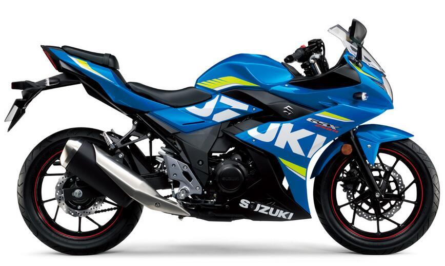 铃木GSX 250R摩托车
