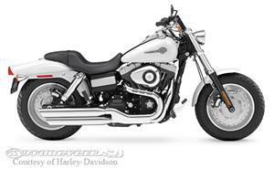 哈雷戴维森Dyna Fat Bob - FXDF摩托车