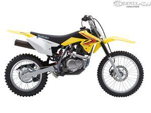 铃木DR-Z125L摩托车