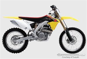 铃木RM-Z450摩托车