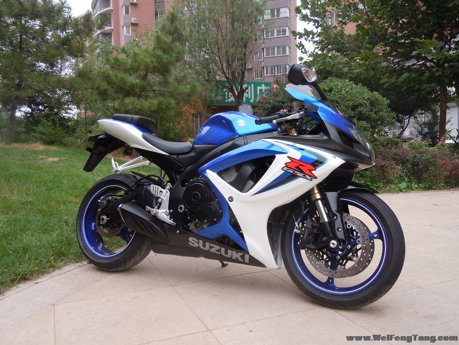 铃木gsx-r600摩托车二手转让