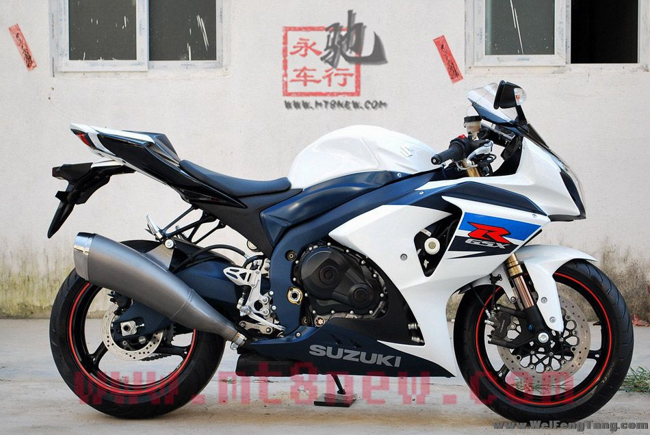 2010年铃木GSX1000R K10 GSX-R1000图片 2