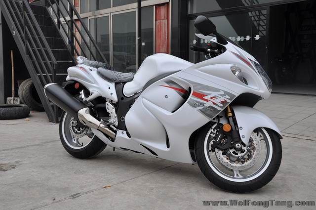 款铃木Hayabusa摩托车图片1