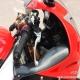2002款 铃木 GSX-R1000 红白色 K2 原板原漆罩光油 极品成色 三万多元0