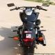 2011款本田沙都750 黑色巡航摩托车0