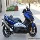 2009款 雅马哈TMAX XP 500 蓝色 成色新1