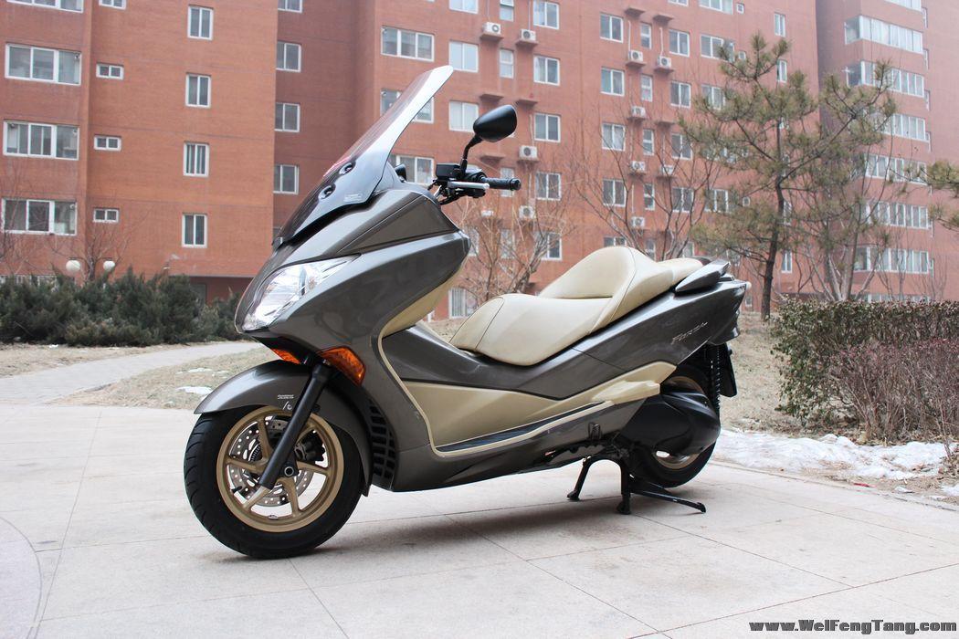 250色艺中�_2008款年本田佛沙250 香槟色座椅,银灰色车身,成色新