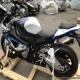 2013款全新宝马S1000RR HP4 跑车 蓝白色 全段天蝎排气2
