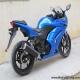 新到2010款川崎忍者250少有的蓝色 百分百原装,不到四千公里2