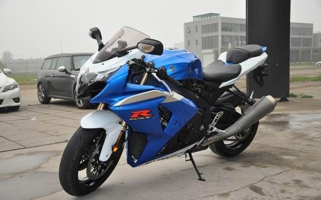 款铃木GSX-R1000摩托车图片3