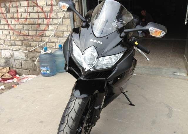 新到2008款黑色铃木小R铃木K8  一万多公里 GSX-R750图片 2