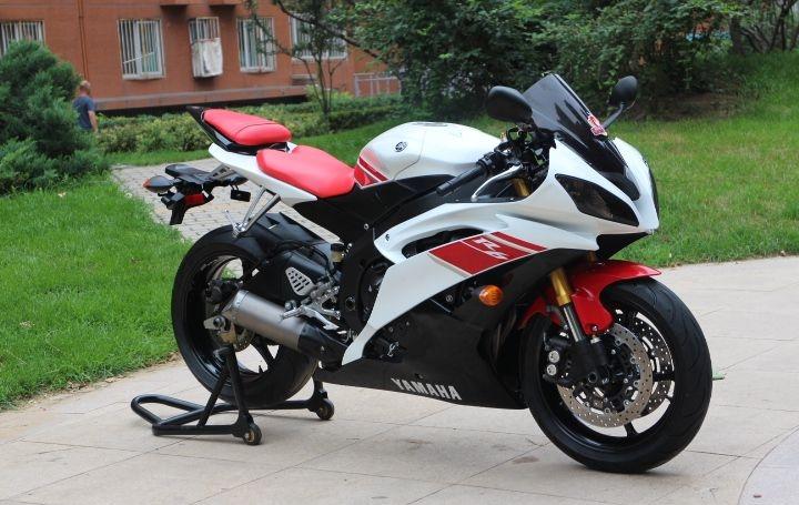 款雅马哈YZF-R6摩托车图片2