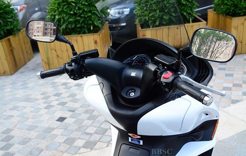 2010款本田 银翼GT600-ABS成色极佳 白色车身 Silver Wing图片 1