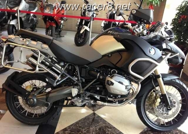 宝马r1200gs adventure摩托车二手转让