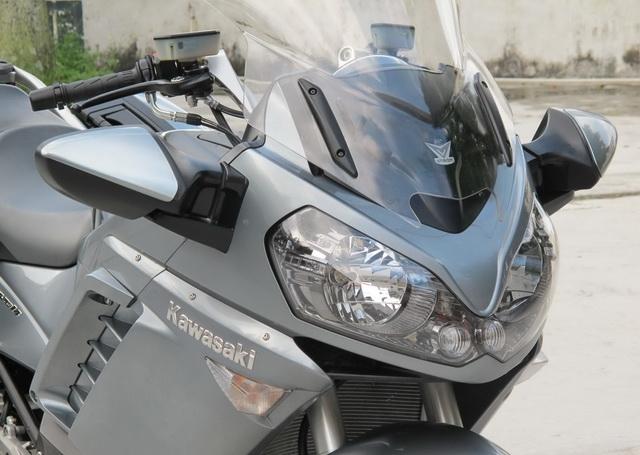 新到2008款川崎 GTR-1400 原板原漆 GTR1400图片 2