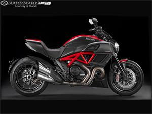 2014款杜卡迪Diavel Carbon