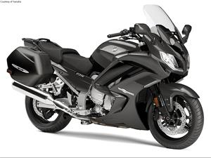 雅马哈FJR1300ES摩托车