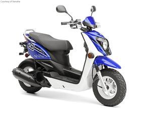 雅马哈Zuma 50F摩托车