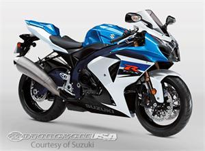 2011款铃木GSX-R1000