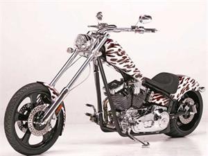 美国铁马摩托车