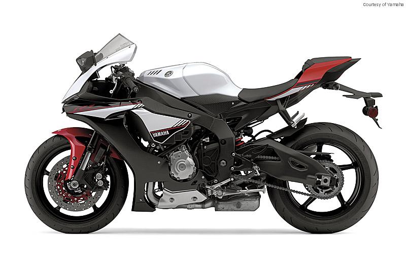 雅马哈YZF-R1S摩托车