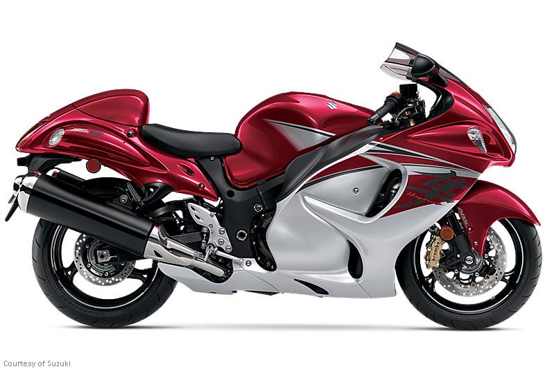 铃木Hayabusa摩托车车型图片视频