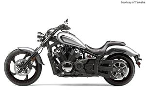 雅马哈Stryker摩托车