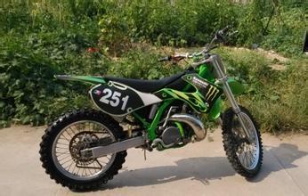2005款川崎KX250