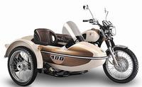 鑫源XY400-B摩托车