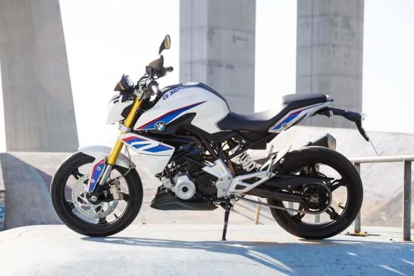 宝马G310R摩托车