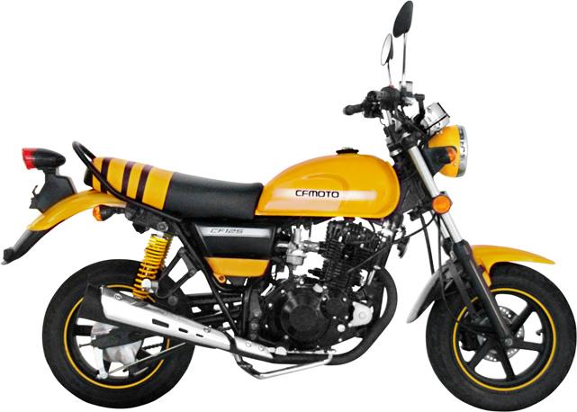 踏板摩托车排量_春风狒狒 五档CF 125摩托车_图片视频_价格参数_年份配置_机车网