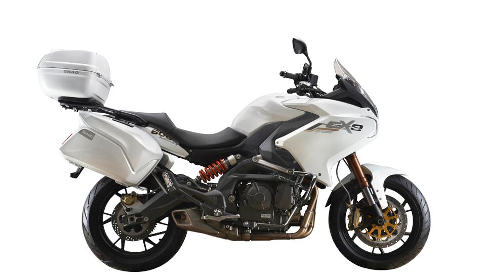 钱江BJ600GS-A摩托车车型图片视频