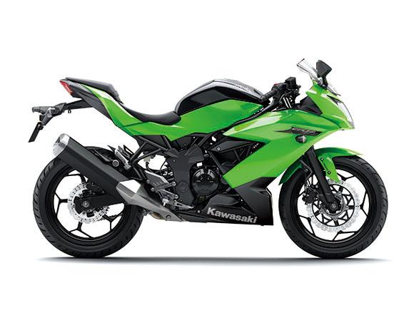 川崎Ninja 250SL摩托车