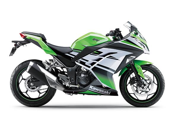 川崎Ninja 250摩托车