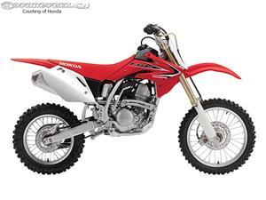 2015款本田CRF150R摩托车