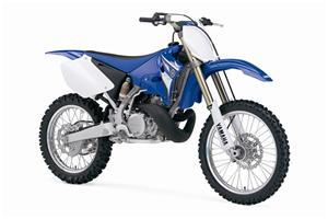 2008款雅马哈YZ250